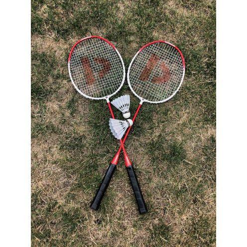 HUDORA Badminton-Set No Limit inkl. Tragetasche