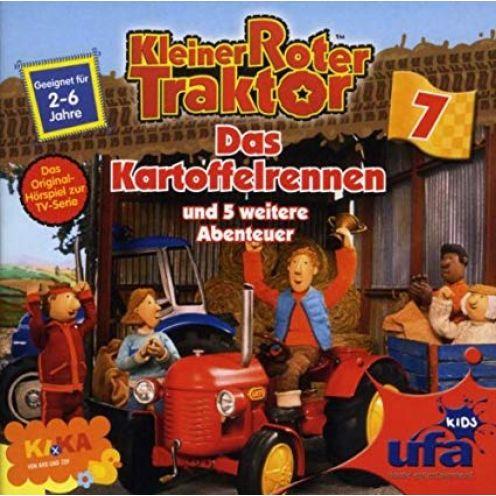 Kleiner Roter Traktor 7: Das Kartoffelrennen und 5 weitere Abenteuer