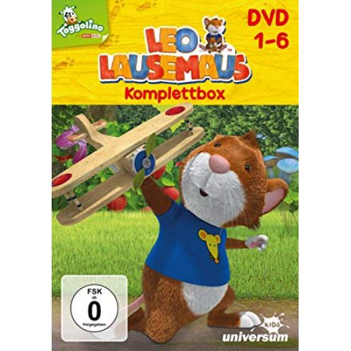 Leo Lausemaus - Komplettbox