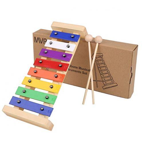 MVPower Xylophon Holzspielzeug