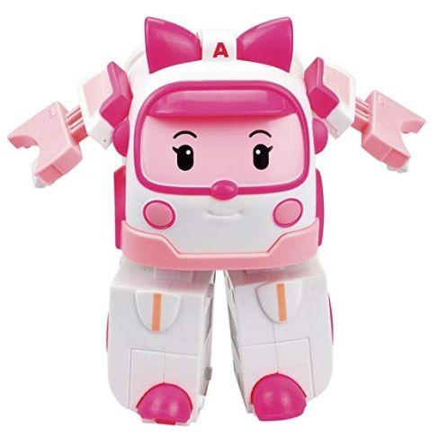 Rocco Spielzeug 83172 – Robocar Poli Fahrzeug Amber