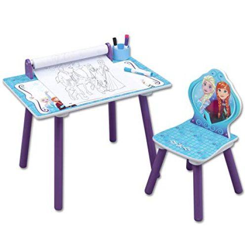TW24 Disney Maltisch mit Stuhl
