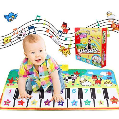 WOSTOO Piano Mat