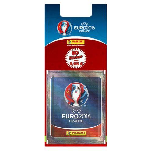 Panini Euro 2016 France Sticker Blisterpack