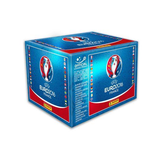 Panini EURO16S Euro 2016 Sticker Display