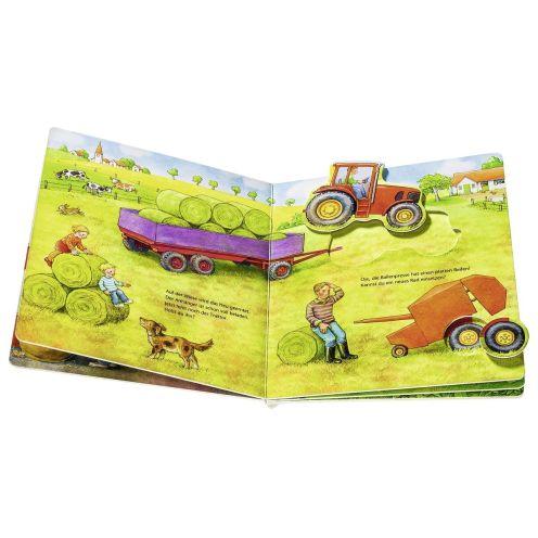 Ravensburger Mein großes Puzzle-Spielbuch Bauernhof