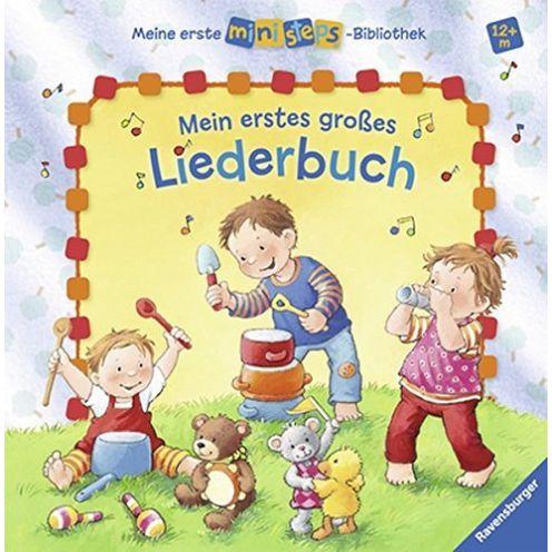 Ravensburger ministeps Mein erstes großes Liederbuch