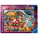 Ravensburger UK 15354 Santa Limited Edition