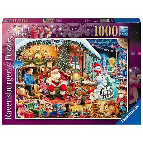 Ravensburger UK 15354 Santa Limited Edition
