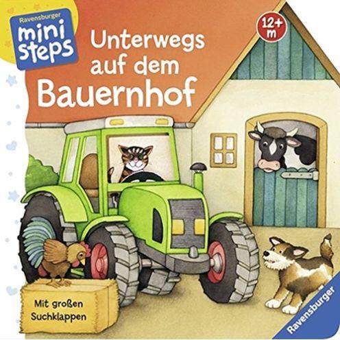 Ravensburger Unterwegs auf dem Bauernhof