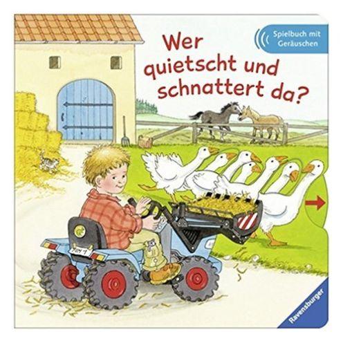 Ravensburger Wer quietscht und schnattert da?