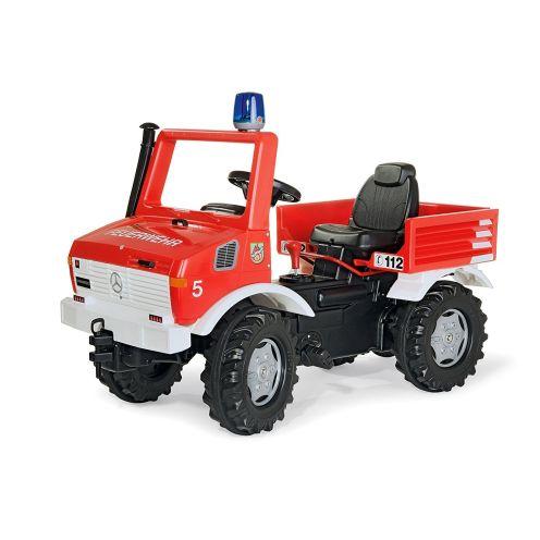 Rolly Toys Feuerwehr Unimog Farmtrac classic
