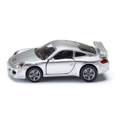 SIKU Porsche 911 Modellauto farblich sortiert