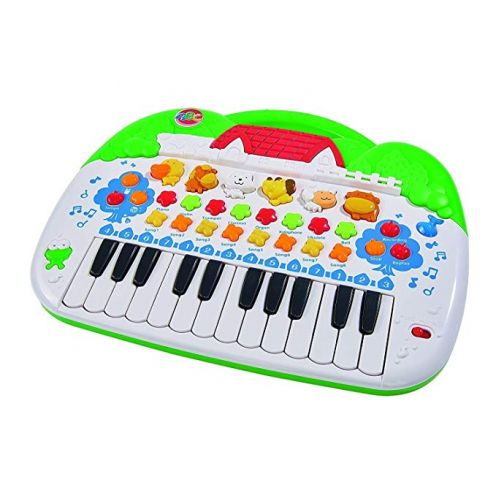 Simba 104018188 - ABC Tier-Keyboard