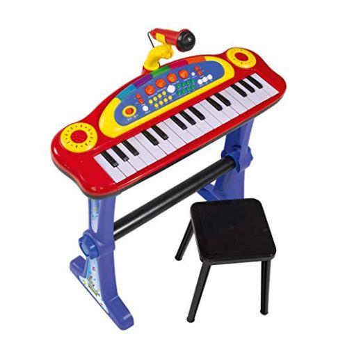 Simba 106838629 - My Music World Standkeyboard