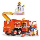 Simba 109251036 - Sam Jupiter Feuerwehrauto 2.0