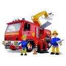 Simba 109257661 - Feuerwehrmann Sam Jupiter Feuerwehrauto
