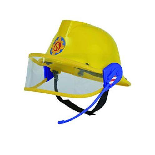 Simba 109258698 - Feuerwehrmann Sam Helm