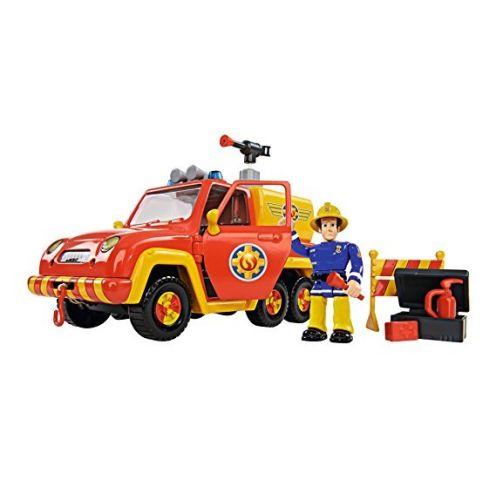 Simba Feuerwehrauto Venus mit Figur und Originalsound