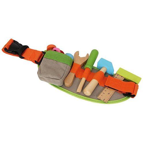 Small Foot by Legler Verstellbarer Werkzeug-Gürtel
