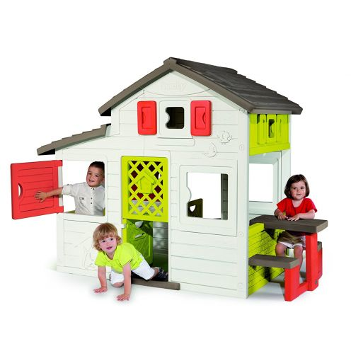 Smoby Friends House Spielhaus Test
