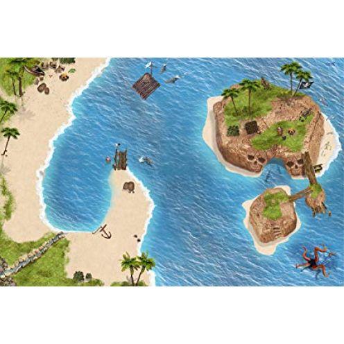 Stikkipix Piraten Spielteppich SM06