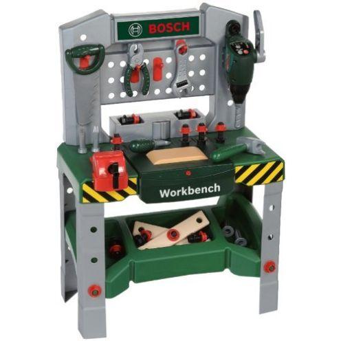 Theo Klein 8624 Bosch Werkbank Spielzeug Test 2020