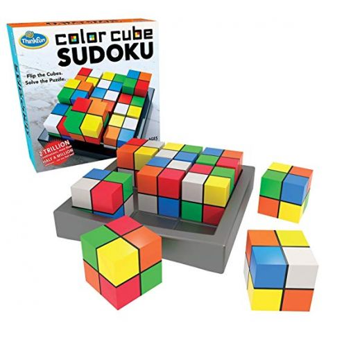 ThinkFun 1560 - Color Cube Sudoku
