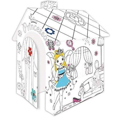 TikTakToo Spielhaus aus Pappe