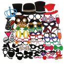 TinkSky Photo Booth 60pcs Kit