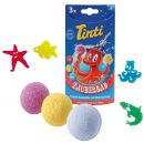 Tinti Zauberbad 3er Pack Badebälle
