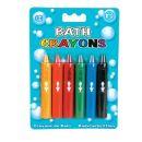 Tobar Waschbar Bath Crayons Badspielzeug mit 6 Farben