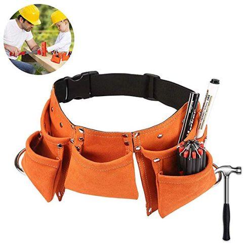 Tofree Kinder-Werkzeugtasche mit Gürtel