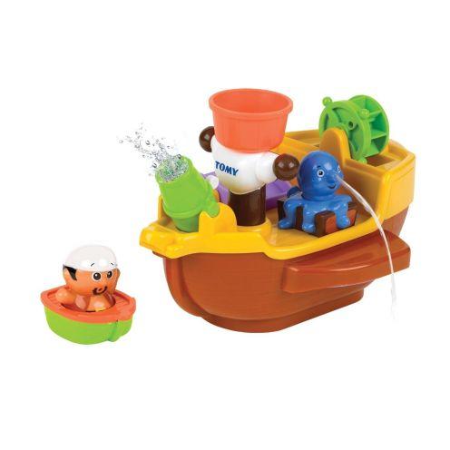 TOMY Wasser-Piratenschiff mehrfarbig