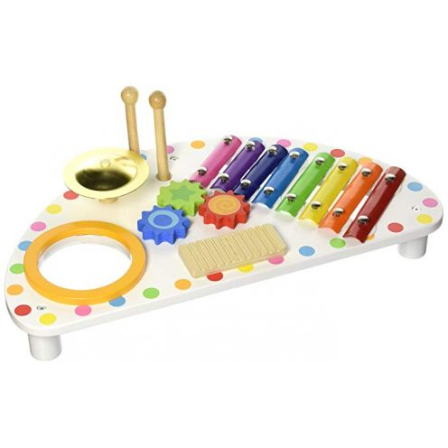 Tooky Toy Mini Band Holz Schlaginstrument