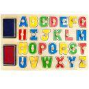 Tooky Toy Stempel Puzzle im Alphabet Design