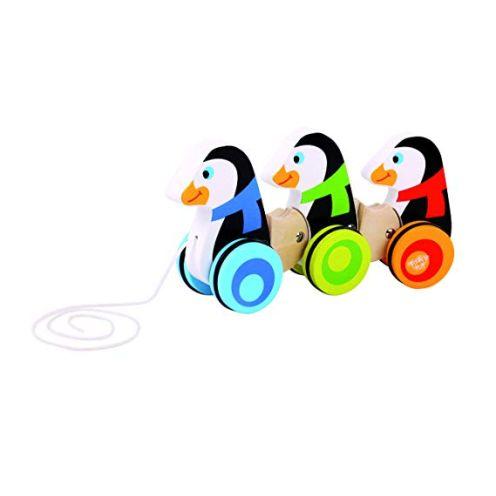 Tooky Toy TKC420 Holzspielzeug Pinguine