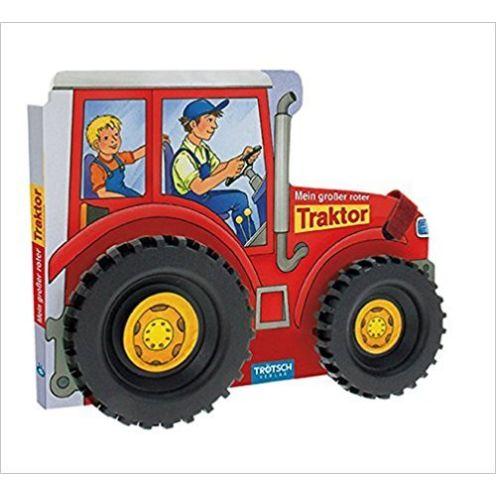 Trötsch Verlag Mein großer roter Traktor