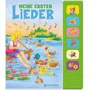 Trötsch Verlag Soundbuch Meine ersten Kinderlieder