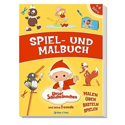 Trötsch Verlag Unser Sandmännchen und seine Freunde