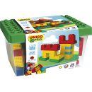 Unico Plus 8525 – Box mit Bausteinen (250 Teile)
