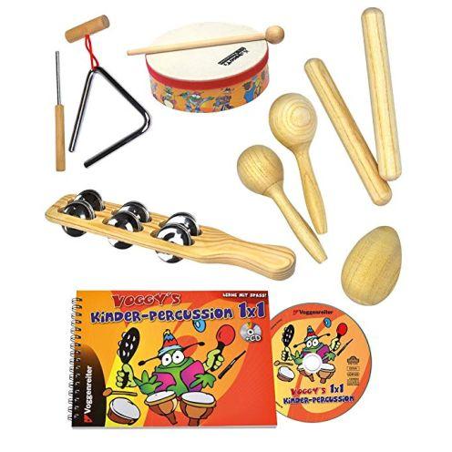 Voggenreiter 526 - Voggy's Kinder-Percussion-Set