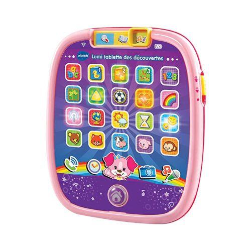 VTech 602955 Lumi Tablet der Entdeckungen