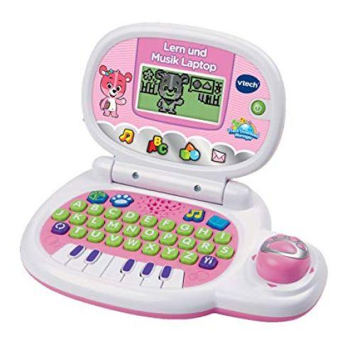 VTech 80-139554 - Lern und Musik Laptop