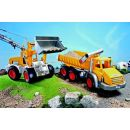 Wader Quality Toys 38456 ConsTruck Kipper