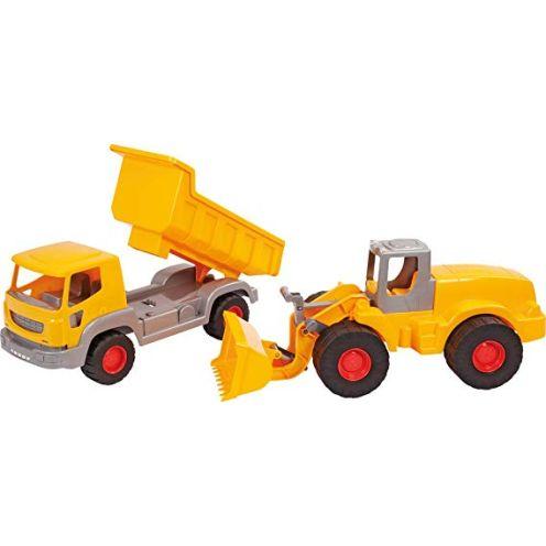 Wader Quality Toys 50000 - LKW Kipper