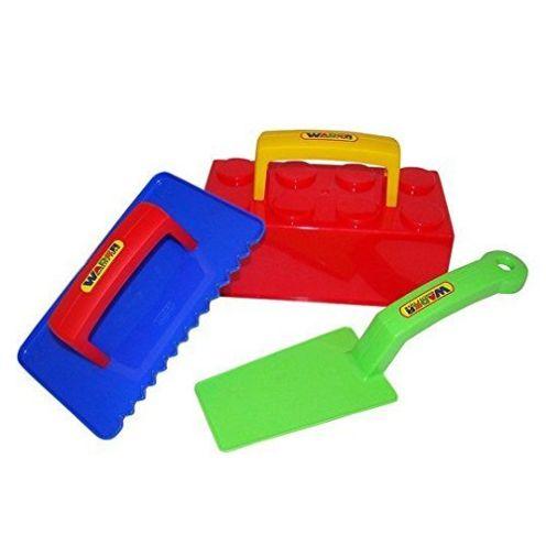 Wader Quality Toys KG 76311 - Maurer Set