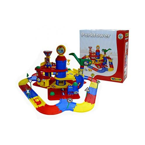 Wader Quality Toys Quality Toys Park Tower mit 3 Ebenen