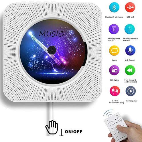 AONCO Bluetooth CD Player