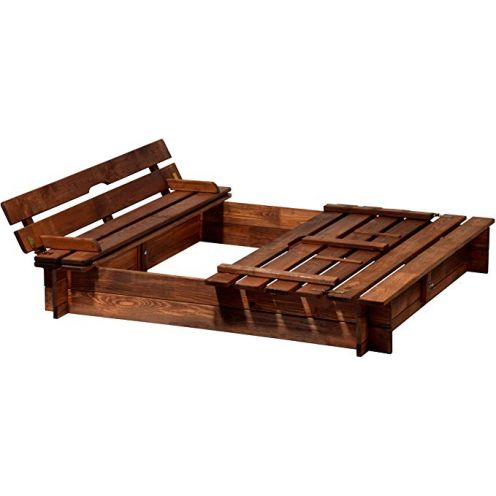 dobar 94360FSC - Sandkasten Holz